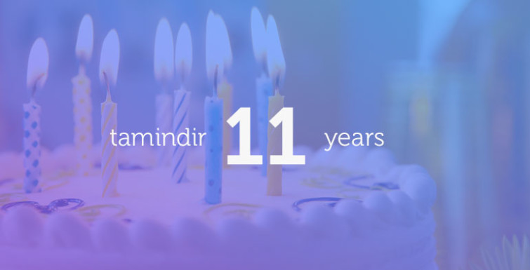 Tamindir Turns 11